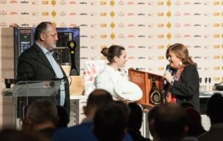 Berlucchi per Identità Golose premia la chef Caterina Ceraudo