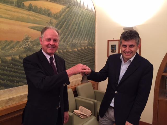 Piero Mastroberardino nuovo presidente Istituto Grandi Marchi. Antinori presidente onorario.