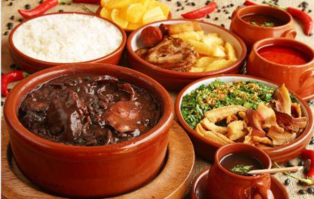 Embratur consiglia uno dei piatti tipici del Brasile , la Feijoada