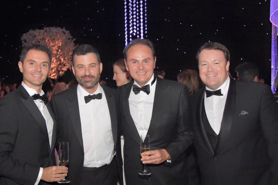 Alla 67ma edizione degli Emmy Awards si brinda con Trentodoc by Ferrari