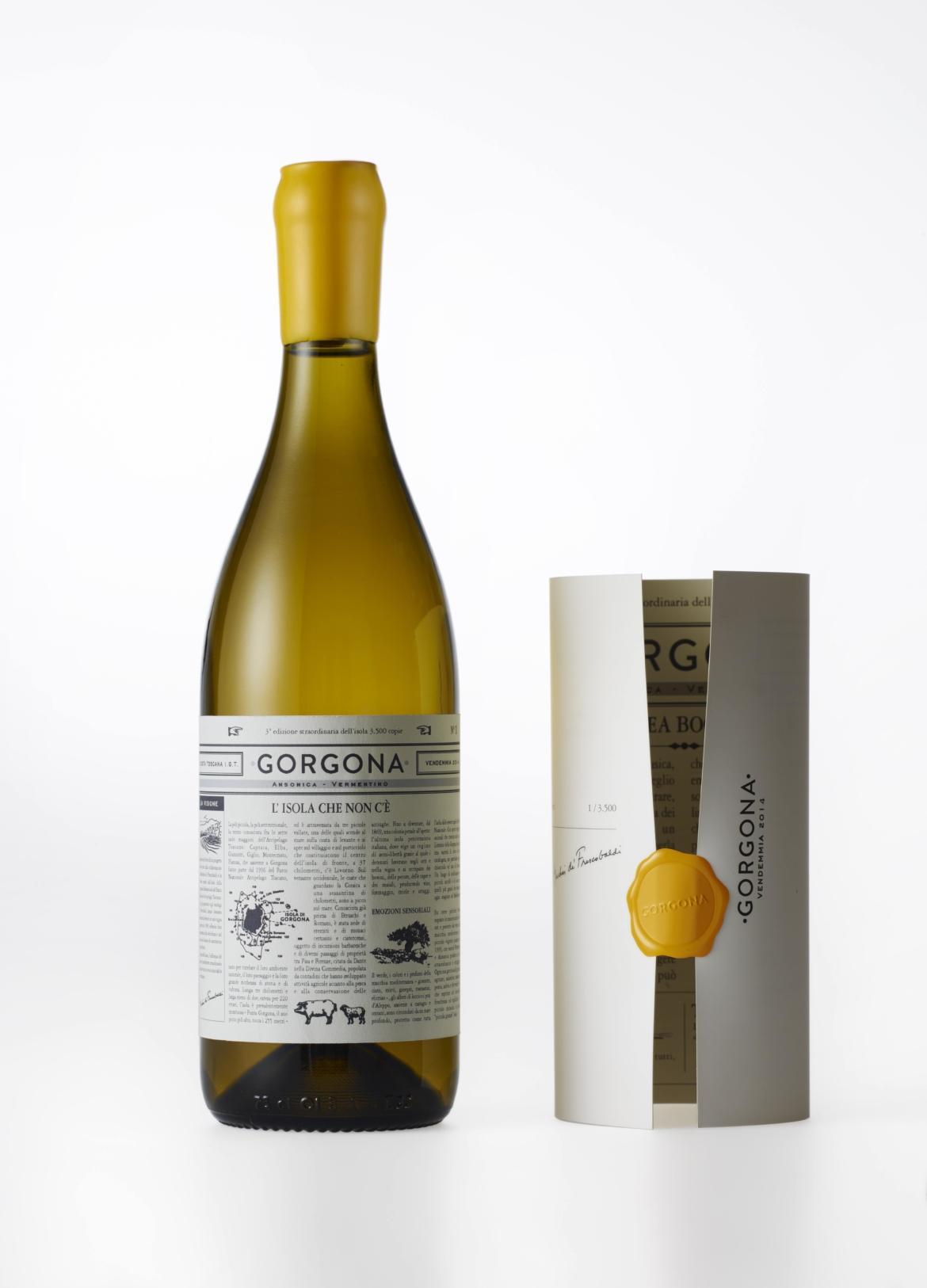Frescobaldi per Gorgona: nasce la collaborazione tra l'azienda vitivinicola toscana e l'isola