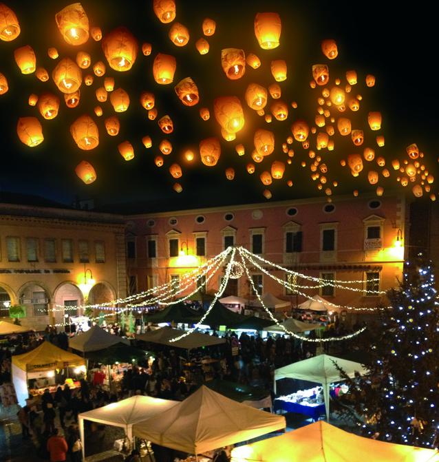 """Al via """"Nadal an Mufrà"""", il Natale in Monferrato"""