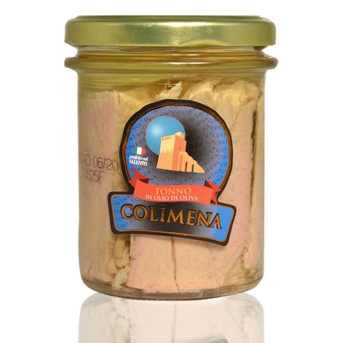 Colimena, Tonno in olio d'oliva: unico, pugliese e inimitabile