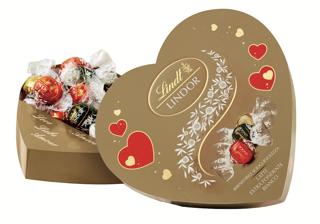 Festeggia San Valentino con l'irresistibile scioglievolezza del Cuore Lindor