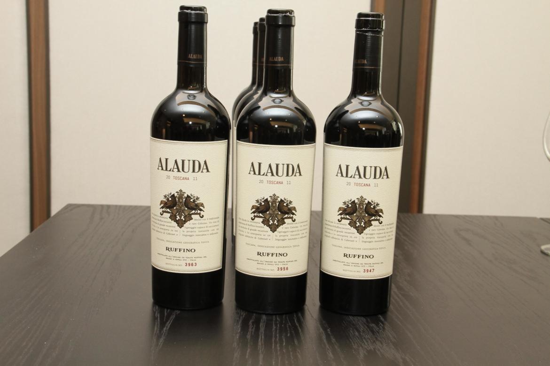 Alauda è il nuovo rosso di Toscana targato Ruffino