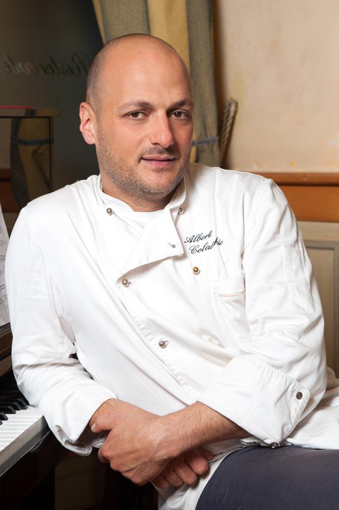 Menù di Pasqua. Le ricette dello Chef Alberto Colacchio