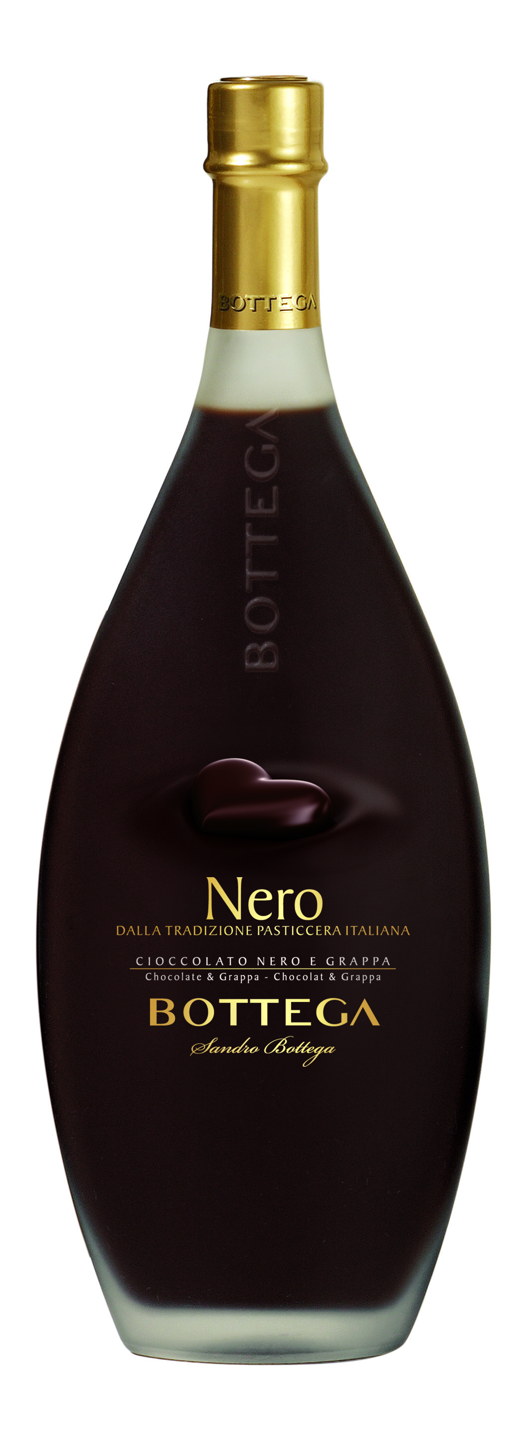 Nero Bottega il liquore di cioccolato e grappa per una Pasqua golosa