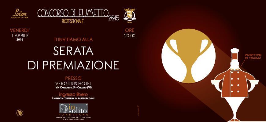 """Contest """"Panettone in tavola"""": al via la premiazione dei vincitori"""