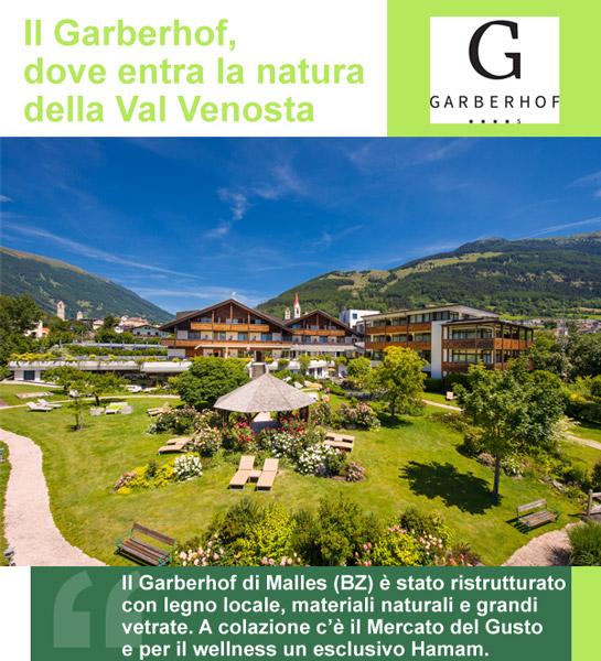 La Val Venosta nel piatto!