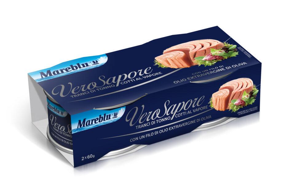 Mareblu VeroSapore, il tonno in scatola che sa di mare!