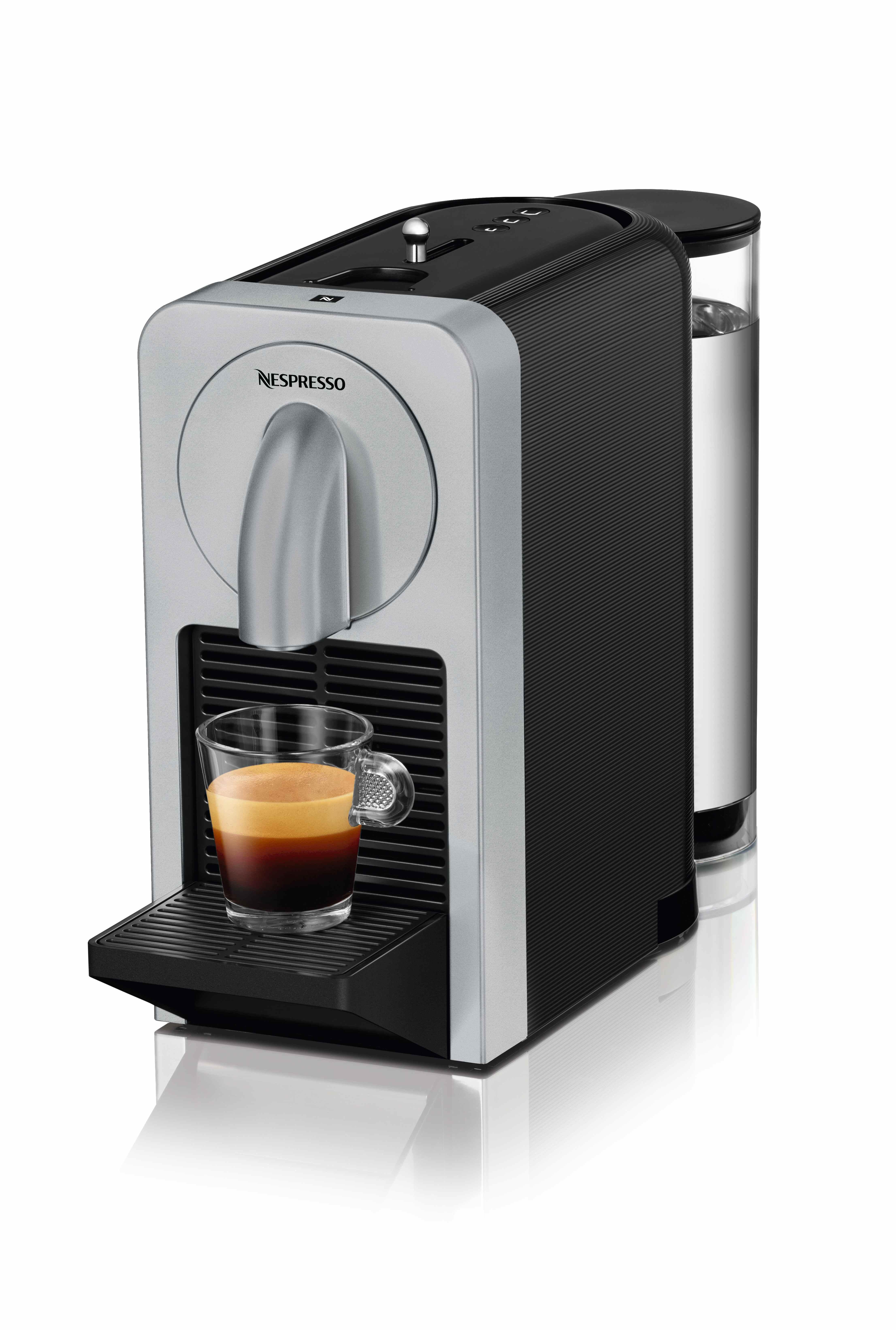 Prodigio la prima macchina per il caffè Nespresso gestita da una App