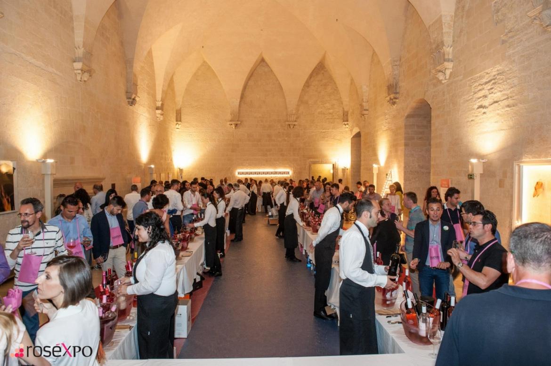 Al via Roséxpo, il 3° salone internazionale dei vini rosati