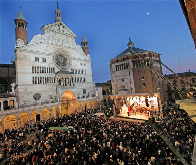 A Cremona torna la Festa del Torrone dal 19 al 27 Novembre 2016
