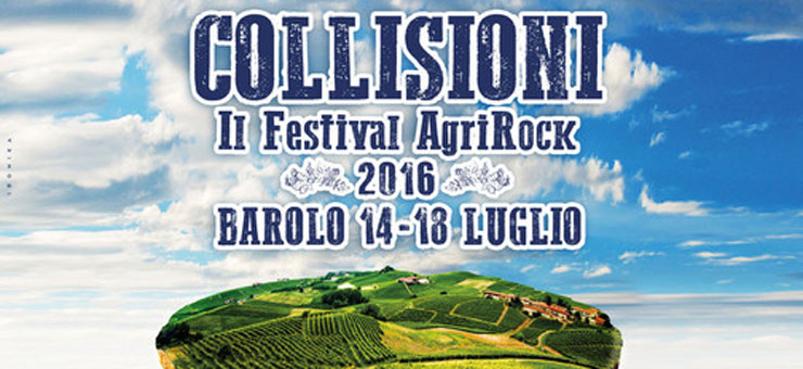 Antonio Galloni special guest a Collisioni 2016 per un'edizione da non dimenticare
