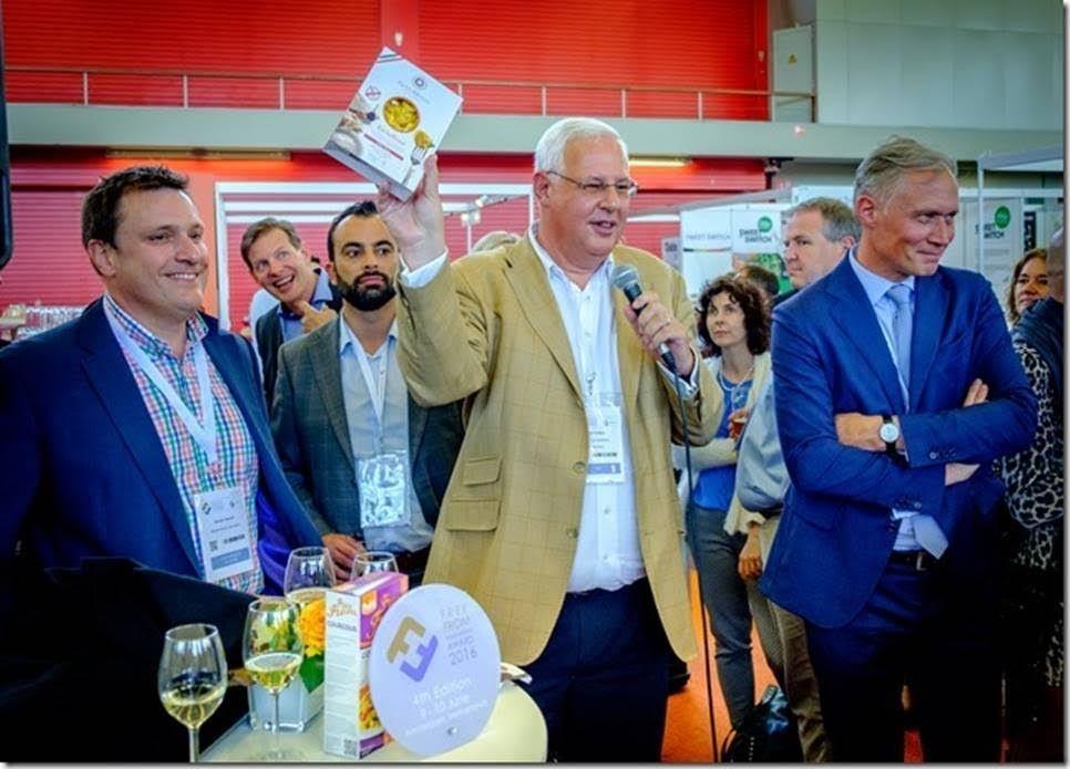 Al Free From Food Expo di Amsterdam riconosciuto come miglior prodotto innovativo il Tortellino