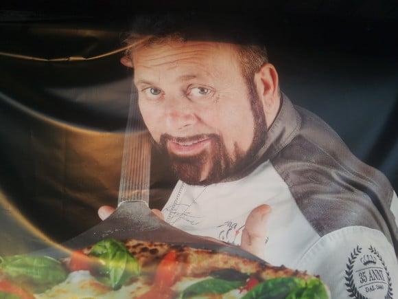 La pizza nel bicchiere di Vincenzo Varlese