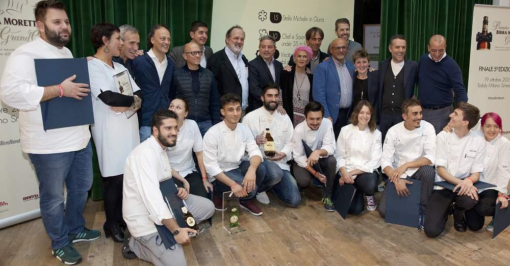 Al via il Premio Birra Moretti Grand Cru 2016