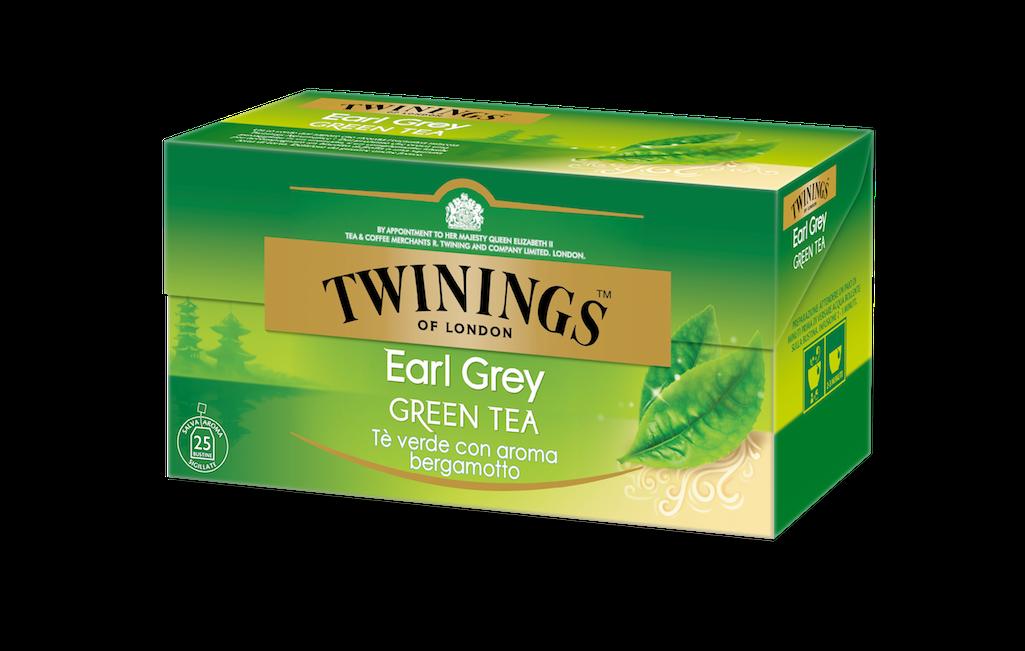 Ginger Green Tea, il nuovo tè verde Twinings con zenzero e lemongrass