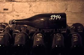 Da Sotheby's: Un secolo di Champagne Bollinger, direttamente dalla cantina della famosa Maison
