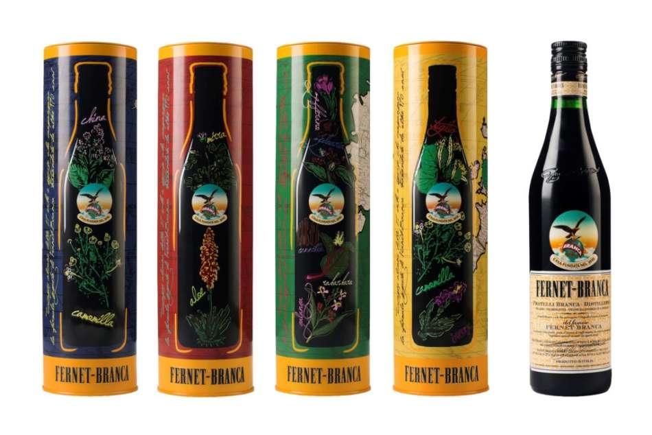 Fernet Branca torna a festeggiare il Natale con una Limited Edition