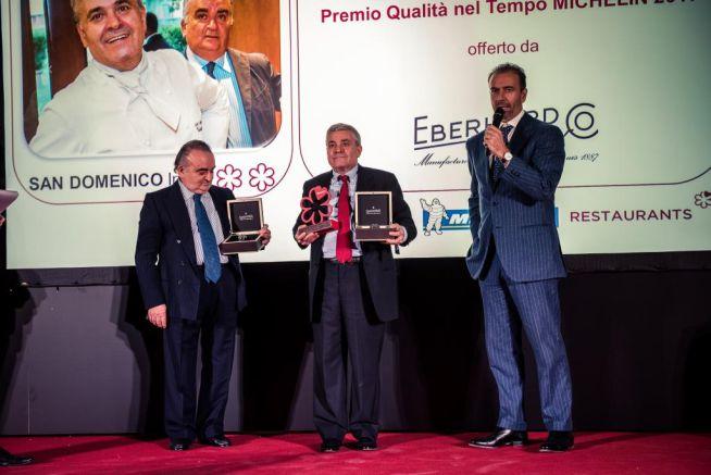 I Premi speciali della Guida MICHELIN Italia 2017
