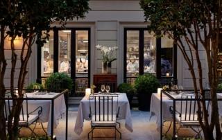 Si aggiudica due stelle Michelin il Ristorante Seta di Mandarin Oriental, Milan