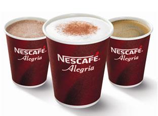 Nescafé Alegria: l'intensità del caffè e l'efficienza del solubile in un'unica tazzina grazie ad una tecnologia innovativa