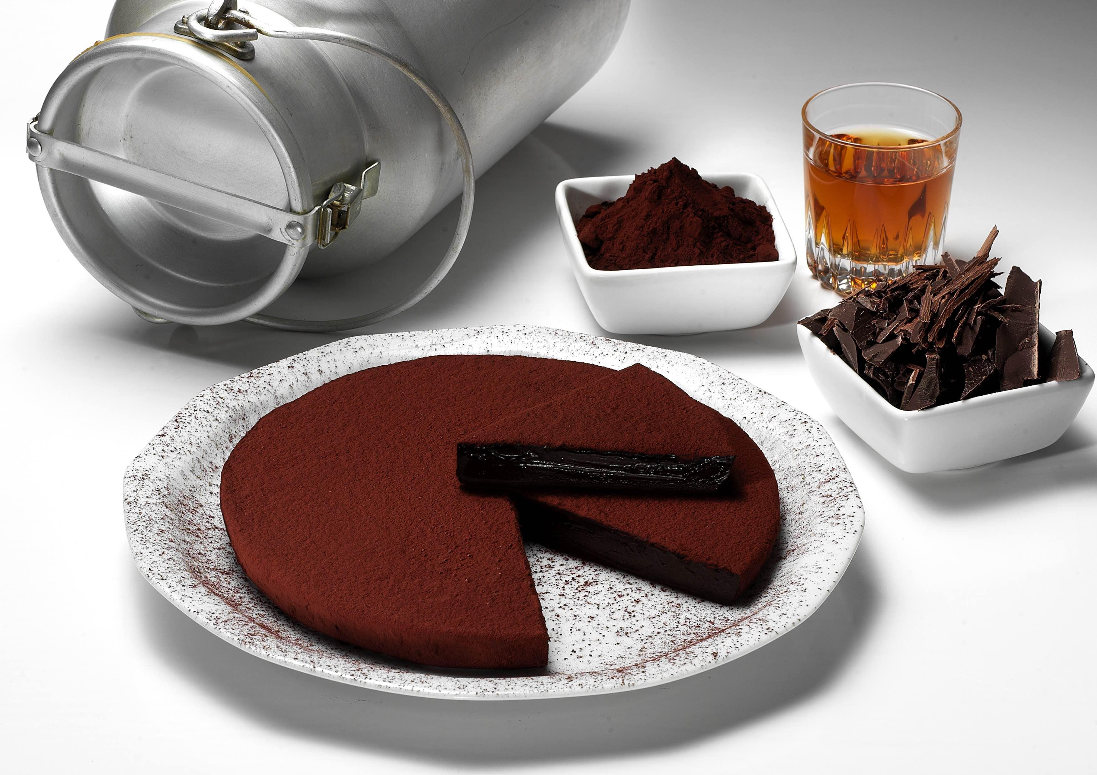 Bollicine e cioccolato per momenti di festa