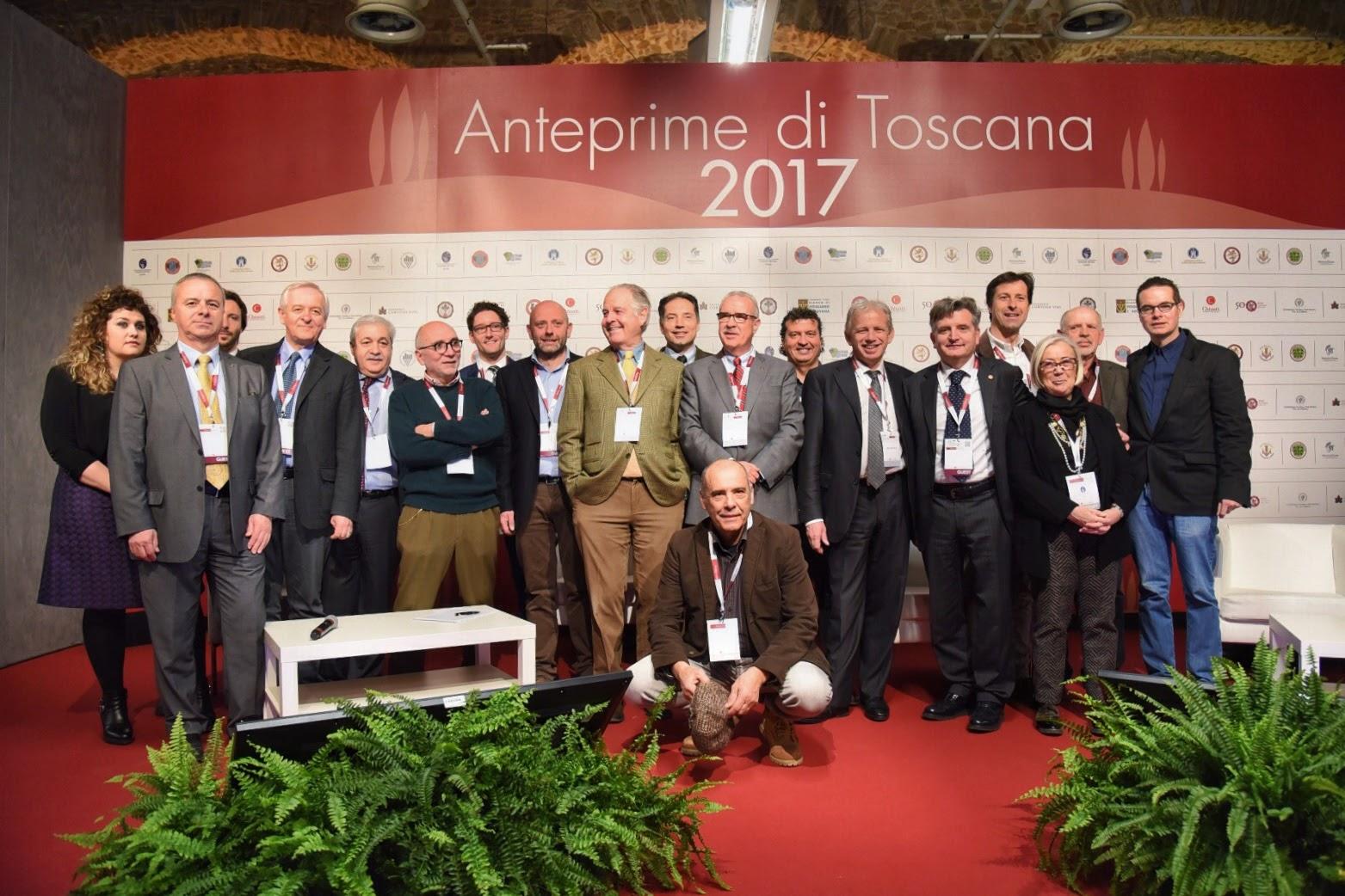 Boom di export per i vini toscani di qualità