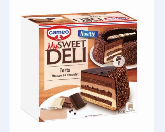MySWEET DELI La nuova linea di dolci surgelati per chi non vuole rinunciare al piacere di un buon dolce…e al proprio tempo libero