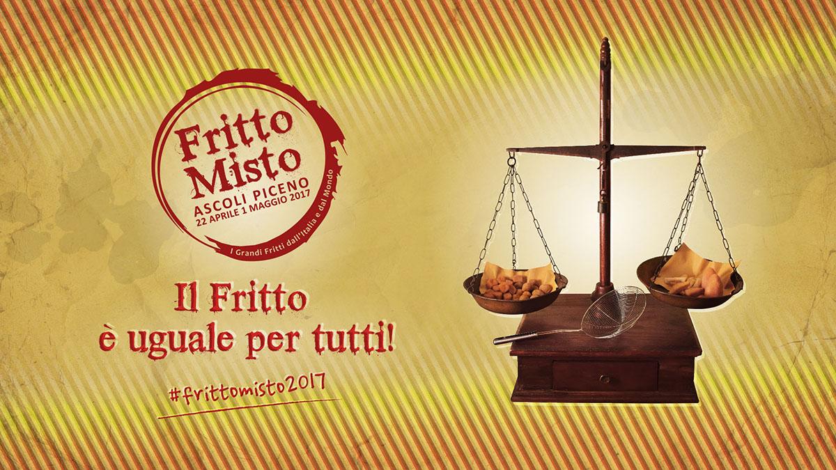 Ad Ascoli Piceno Fritto Misto 2017