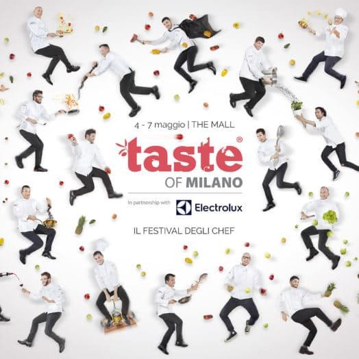 Taste of Milano a THE MALL esalta l'alta cucina milanese grazie a chef  d'eccellenza