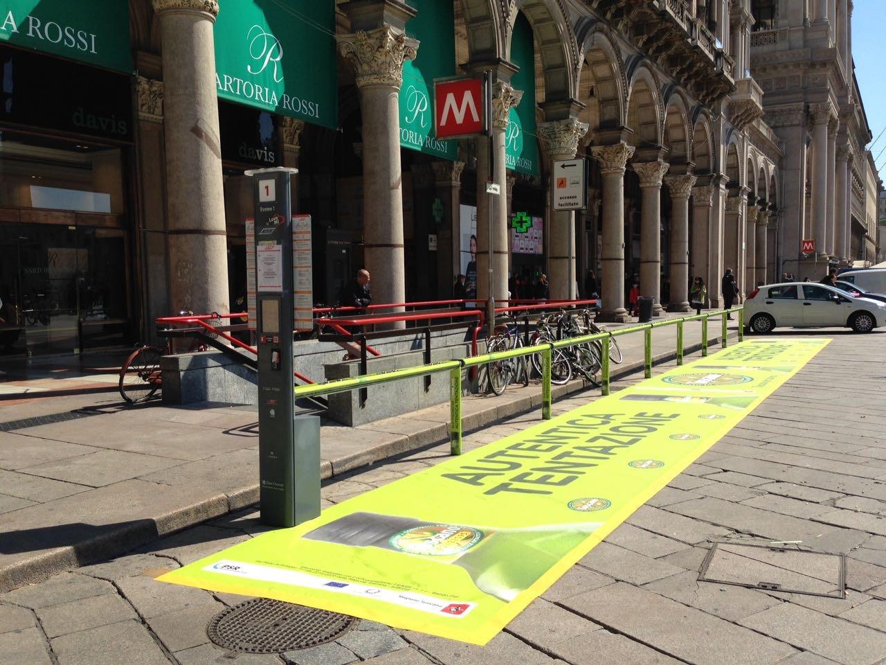 """L'Autentica tentazione"""" dell'olio toscano IGP ha sedotto Milano"""