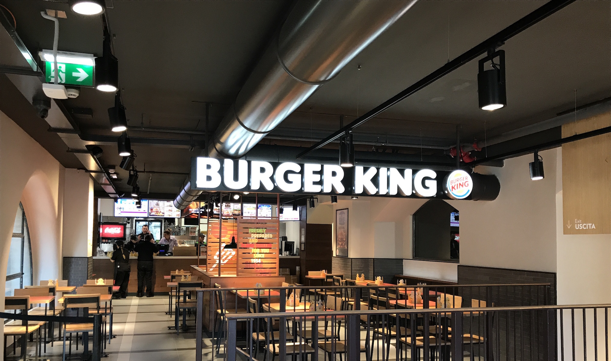 BURGER KING® a Milano