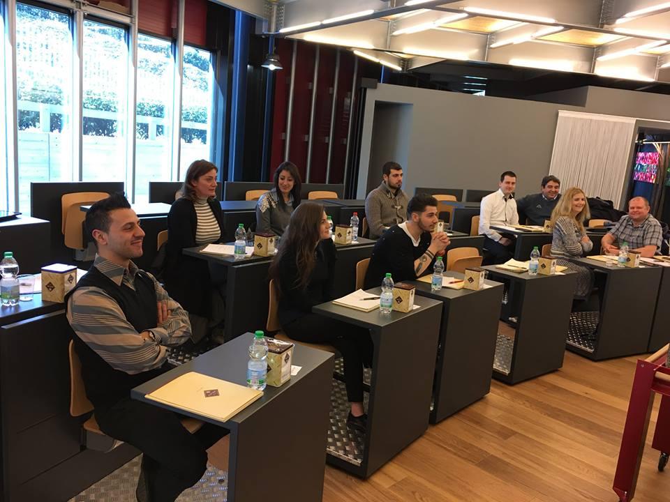 Altascuola Coffee Training di Caffè Milani