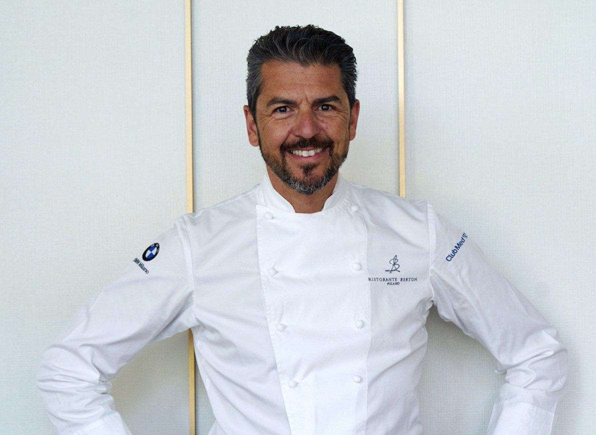 Club Med firma una collaborazione con lo Chef Andrea Berton