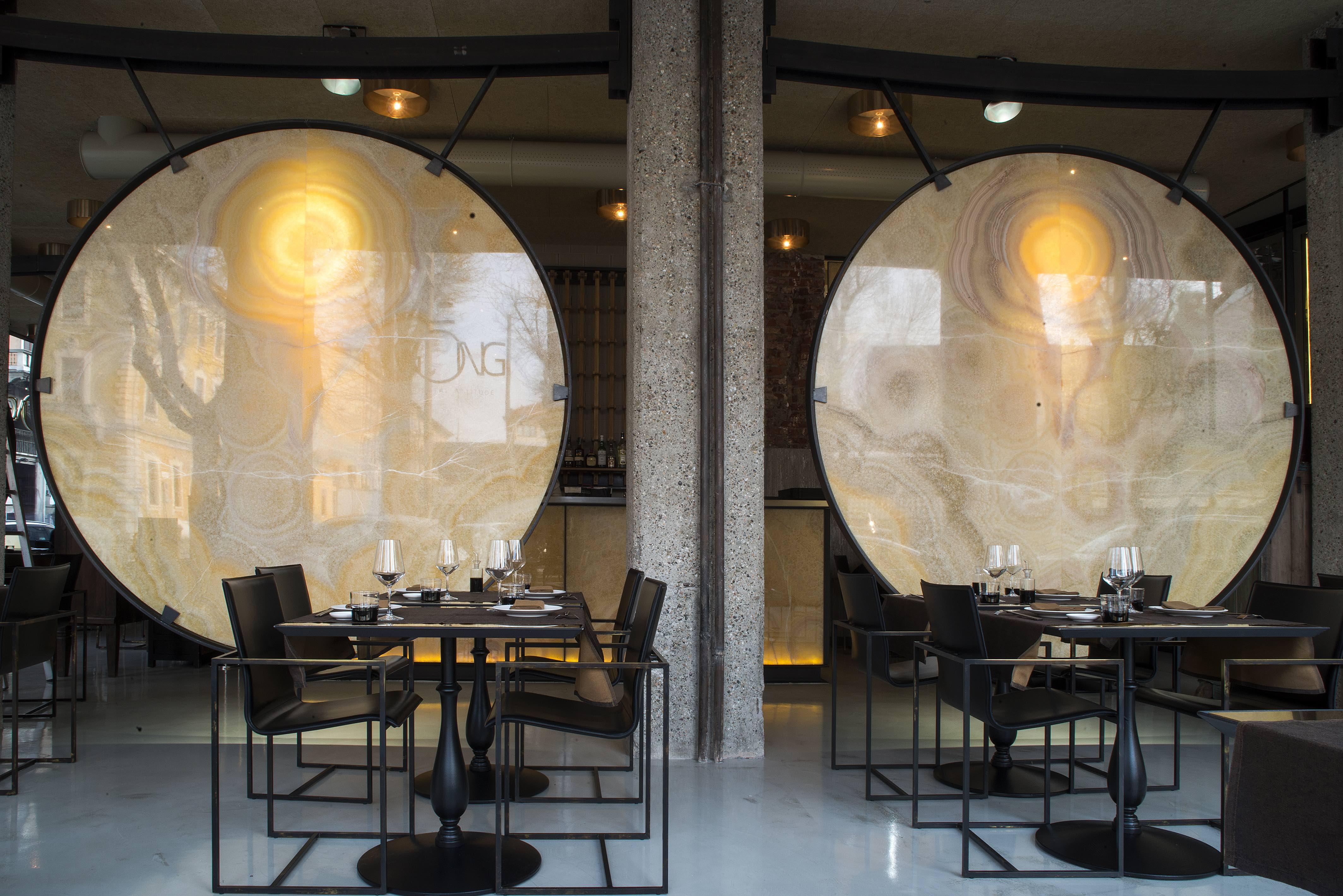 Gong, un ristorante di cucina orientale dallo stile unico