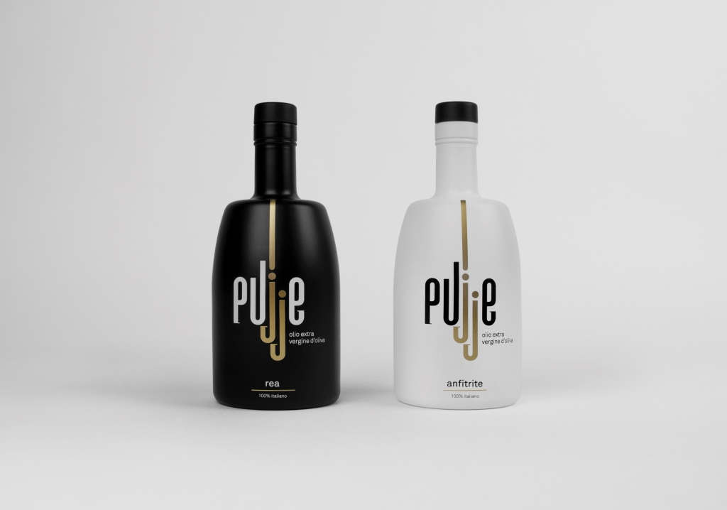 Olio Pujje, prodotto di eccellenza dal design originale