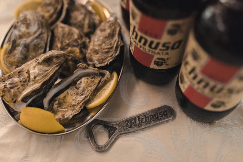 Birra e ostriche, l'abbinamento che non ti aspetti