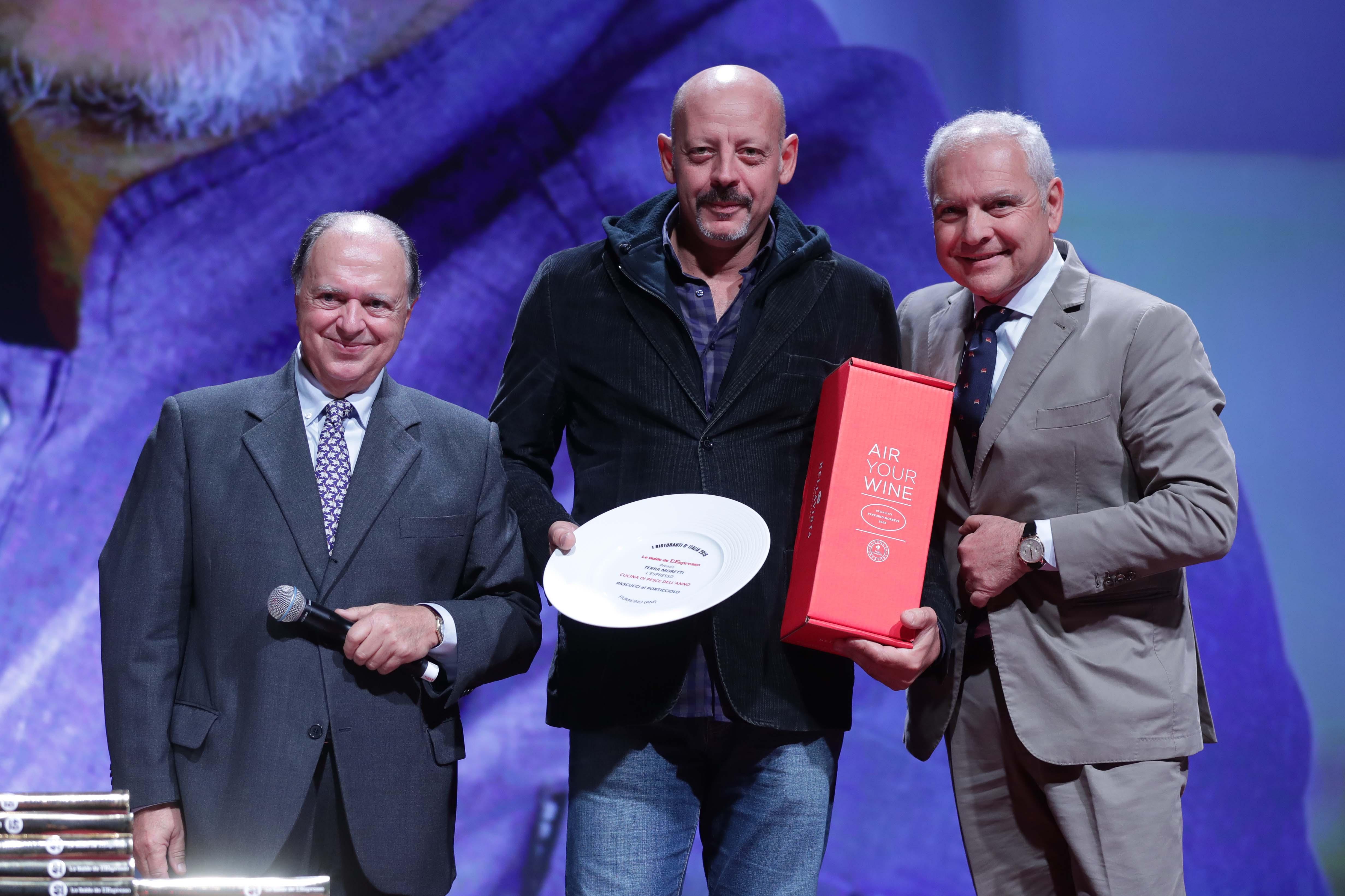 Assegnati i Premi firmati Terra Moretti all'eccellenza culinaria del Made in Italy e riconoscimenti ai Vini del Gruppo Terra Moretti