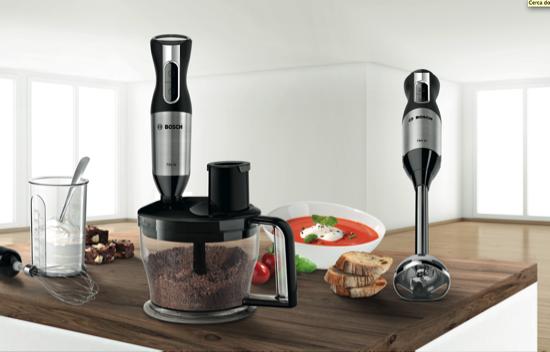 Bosch presenta tre nuovi piccoli elettrodomestici per la cucina