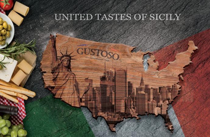 """GUSTOSO"""" Una rete d'impresa porta il meglio dell'Agroalimentare siciliano negli USA"""