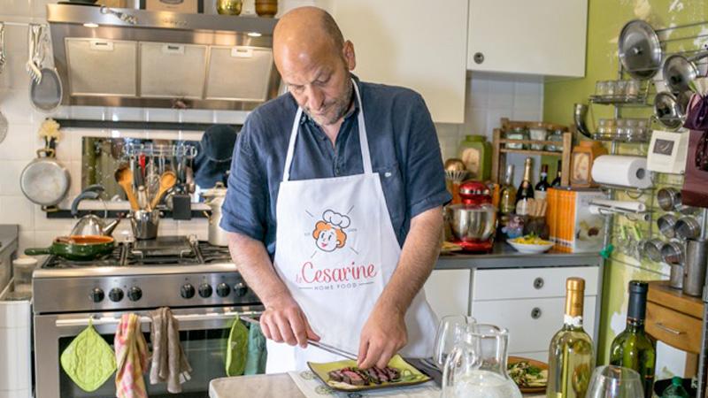 La cucina delle Cesarine contribuisce al successo della tradizione gastronomica italiana