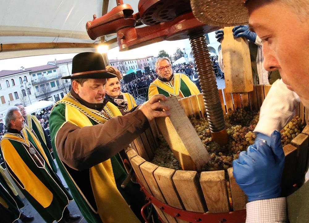 Breganze celebra a gennaio la prima del Torcolato