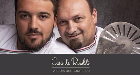 La specialità di Casa de Rinaldi è la Vera Pizza Napoletana