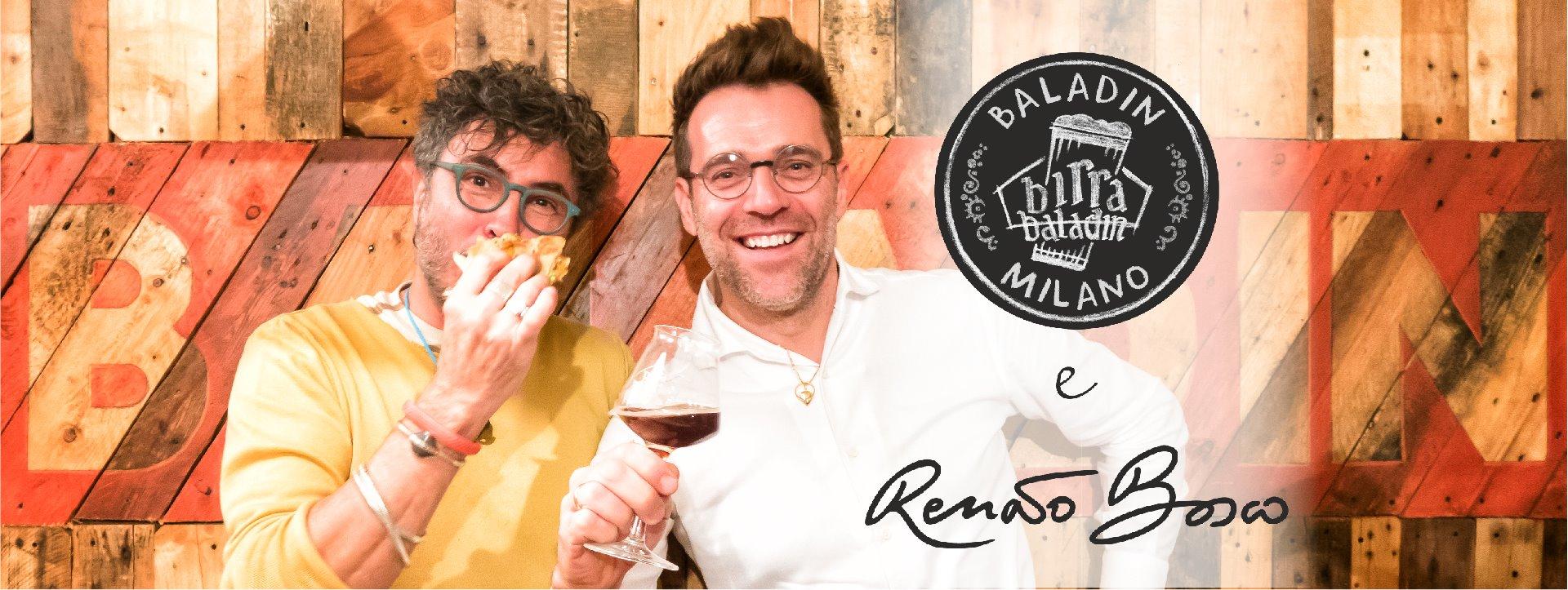 Baladin Milano e Renato Bosco
