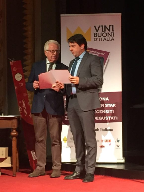 Verallia e Vini Buoni d'Italia premiano le aziende Ecofriendly al Merano Wine Festival
