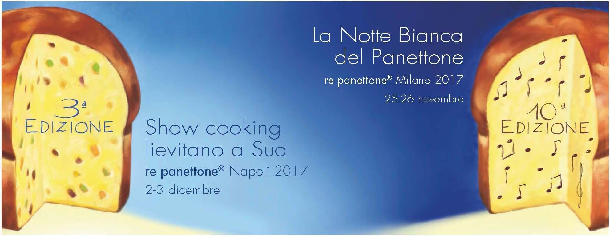 Re Panettone regna a Napoli !