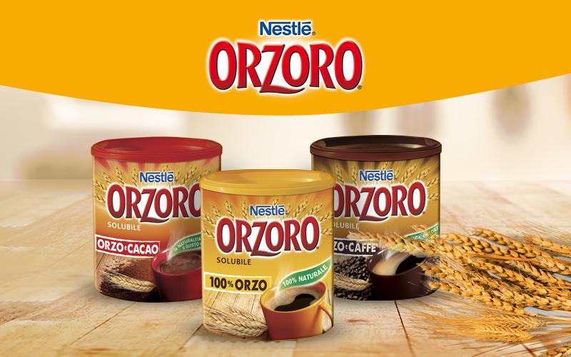 Guanti, sciarpa, cappello e una tazza di Orzoro: il Kit perfetto per riempire le giornate invernali di calore e positività.
