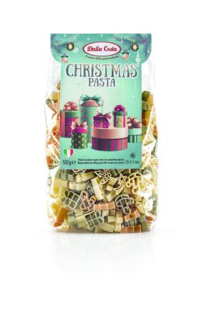 Christmas Pasta Dalla Costa